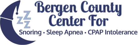 Bergen County Center for Snoring, Sleep Apnea & CPAP Intolerance Logo